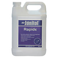 Janitol Rapide Cleaner & Degreaser 5Ltr