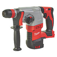Milwaukee HD18HX-0 3.0kg 18V Li-Ion RedLithium  Cordless SDS Plus Hammer Drill - Bare