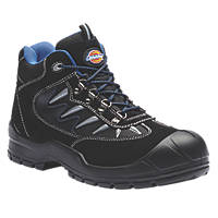 Dickies Storm 2   Safety Trainer Boots Black Size 7