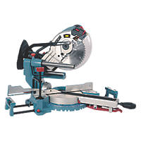 Erbauer ERB719MSW 216mm Single-Bevel Sliding  Mitre Saw 220-240V