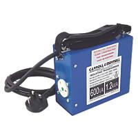 Carroll & Meynell  1.2kVA Intermittent Isolation Transformer 230V/230V