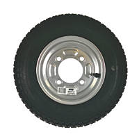 """Maypole MP68102 350 x 8 15"""" Trailer Spare Wheel for MP6810"""