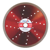 Marcrist  Multi-Material BF650SF Diamond Turbo Blade 230 x 22.2mm