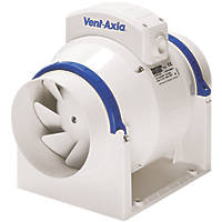 Vent-Axia ACM125 20W In-Line Mixed Flow Fan