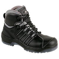 Delta Plus Nomad Metal Free  Safety Boots Black Size 8