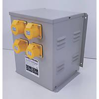 Carroll & Meynell  5kVA Intermittent Step-Down Isolation Transformer 230V/110V