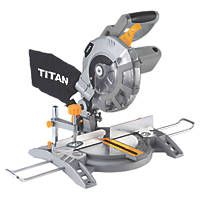 Titan TTB710MSW 210mm Single-Bevel  Compound Mitre Saw 230-240V