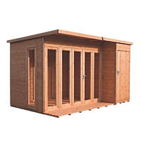 Shire Aster Summerhouse 3.59 x 2.39m