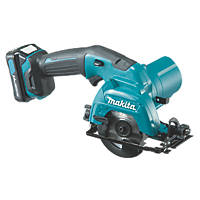Makita HS301DWAE 85mm 10.8V 2.0Ah Li-Ion CXT  Cordless Circular Saw