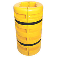 Addgards CP300 Column Protector Yellow 600 x 600mm