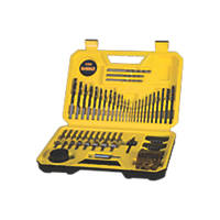 DeWalt Straight Shank Combination Drill Bit Set 100 Pieces