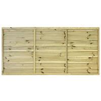 Grange Primo Fence Panels 1.83 x 0.9m 5 Pack