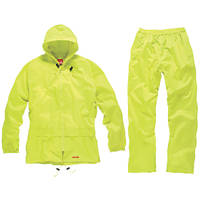 """Scruffs T54556 Waterproof Suit Yellow X Large 46"""" Chest"""