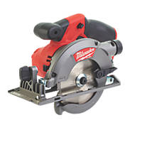 Milwaukee M12 CCS44-0 FUEL 140mm 12V Li-Ion RedLithium Brushless Cordless Circular Saw - Bare