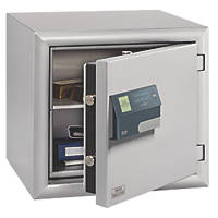 Burg-Wachter Diplomat Waterproof Fingerprint & Electronic Combination Safe 55.8Ltr