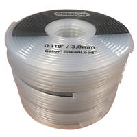 Oregon 24-518-10 Gator Speedload Large Head Trimmer Line Discs 3 x 5.5m 10 Pack