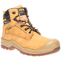 Apache ATS Arizona Metal Free  Safety Boots Honey Size 8