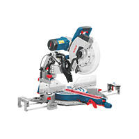 Bosch GCM 12 GDL 305mm  Electric Double-Bevel Sliding Compound Mitre Saw 110V