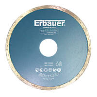 Erbauer  Tile Diamond Tile Blade 105 x 22.23mm