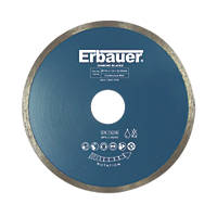 Erbauer  Tile Diamond Tile Blade 110 x 22.23mm