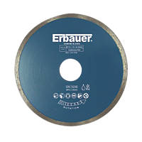 Erbauer  Tile Diamond Tile Blade 115 x 22.23mm