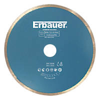 Erbauer Tile Diamond Tile Blade 180 x 22.23mm