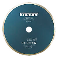 Erbauer  Tile Diamond Tile Blade 250 x 25.4mm