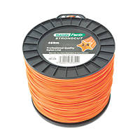 Handy Parts HP-138 Nylon 2.4mm Trimmer Line 2.4 x 436m
