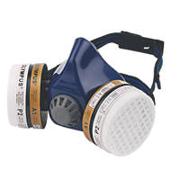 JSP Tradesman 2 28 Day Half Mask A1-P2
