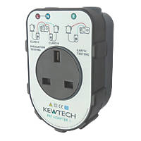 Kewtech Portable Appliance Tester Adaptor Box