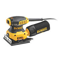 DeWalt DWE6411-GB  Electric ¼ Sheet Palm Sander 240V