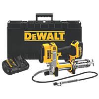 DeWalt DCGG571M1-GB 18V 4Ah Li-Ion XR  Cordless Grease Gun