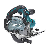 Makita DCS553ZJ 150mm 18V Li-Ion LXT Brushless Cordless Circular Saw - Bare