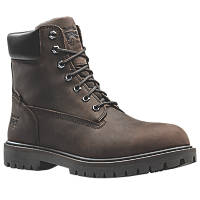 Timberland Pro Icon   Safety Boots Brown Size 9