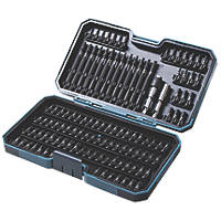 Erbauer Mixed Screwdriver Mixed Bit Set 113 Pieces