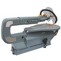 Titan TTB703SSW 410mm Electric Scroll Saw 240V