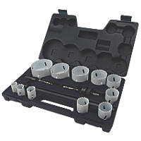 Multi-Material Holesaw Set 13 Pieces