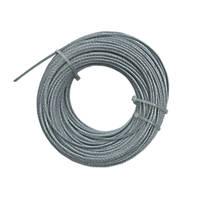 Greenbrook Catenary Wire Silver 3mm x 50m