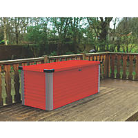 Trimetals Patio Box 1350 x 785 x 725mm Red