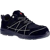 Centek FS314   Safety Trainers Black Size 10