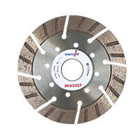 Marcrist  Multi-Material Diamond Segmented Blade 115 x 22.2mm