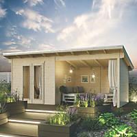 Rowlinson Oasis Cabin 5.9 x 3.1m