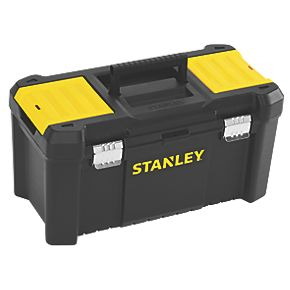 stanley plastic tool box 19 plastic toolboxes. Black Bedroom Furniture Sets. Home Design Ideas