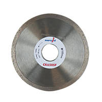Marcrist  Tile CK650SF Diamond Tile Blade 105 x 22.2mm