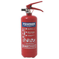 Firechief  Dry Powder Fire Extinguisher 2kg 20 Pack
