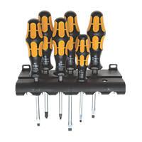 Wera Kraftform Plus Mixed Chisel Screwdriver Set 6 Pieces