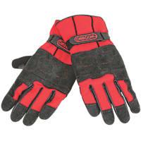 Oregon Fiordland Cold Weather Chainsaw Safety Gloves Medium