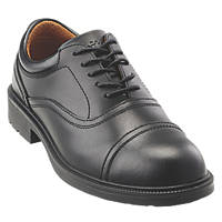Site Adakite   Safety Shoes Black Size 10