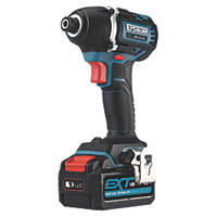 Erbauer Eid18 Li 18v 4 0ah Ion Ext Brushless Cordless Impact Driver