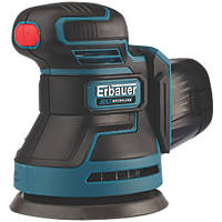Erbauer ERO18-Li 125mm 18V Li-Ion EXT Brushless Cordless Random Orbit Sander - Bare